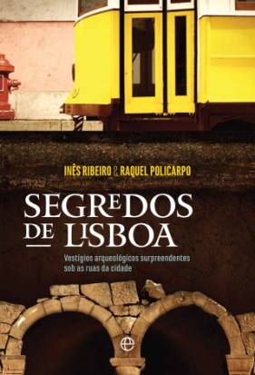 Livro Segredos de Lisboa